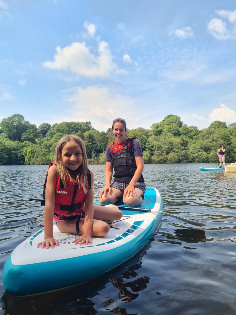 Stand Up Paddle Boarding Swansea
