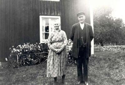 Emma Kristina and Karl Simon Svensson (Philip's parents)