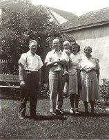 John and Hannah Mattson and family