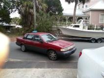 George's car