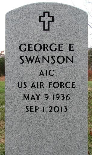George  E Swanson