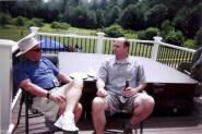 Martin and Shawn