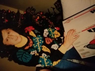 1986 Tillie Christmas