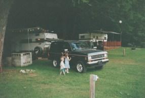 1995 PJ JR Chrissy at Camp