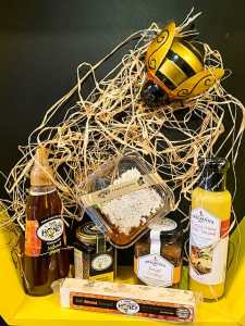 Indulgent Honey Hamper