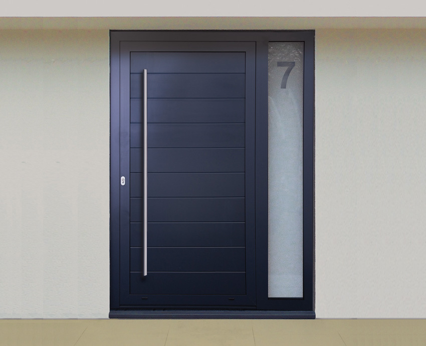 Aluminium Entrance Doors Yorkshire | Aluminium Doors ...  |Aluminium Front Doors