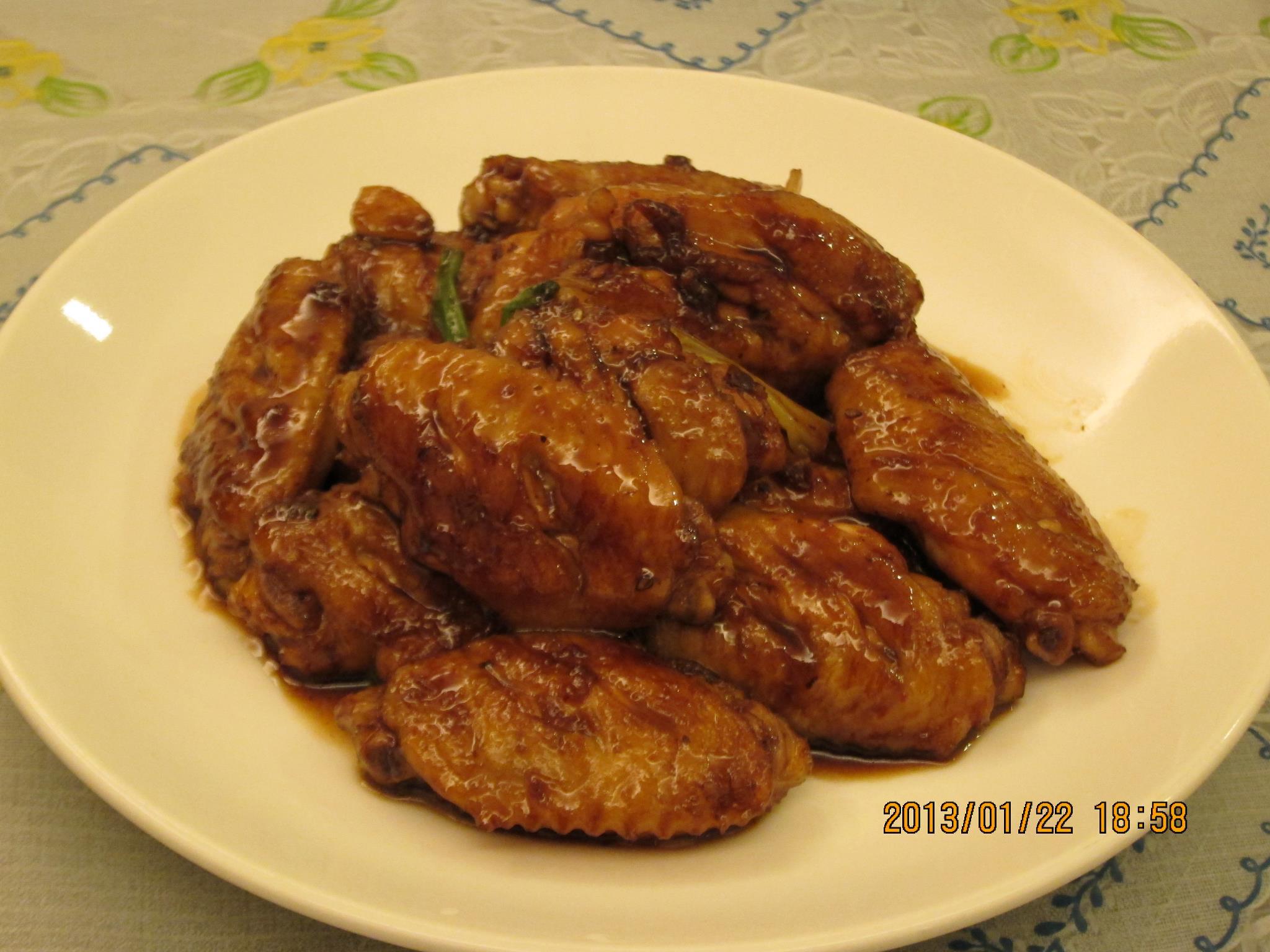 可樂雞翅 | Swap A Dish 換換菜煮婦聯盟