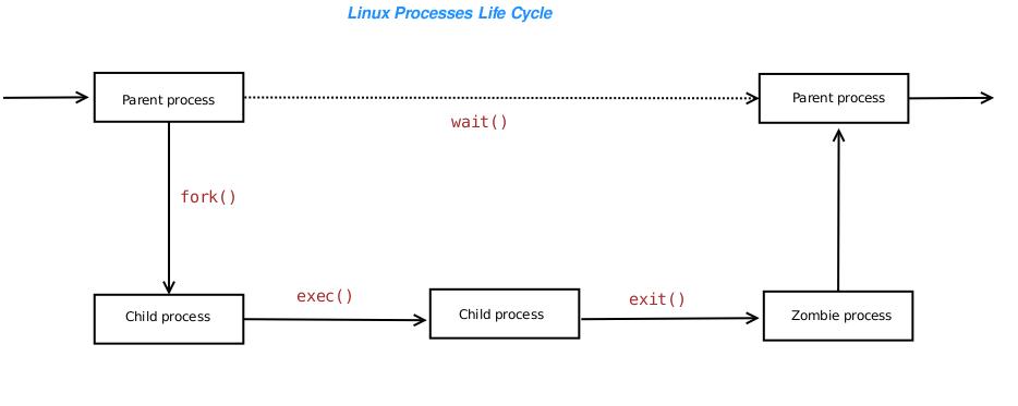 linux file lock process