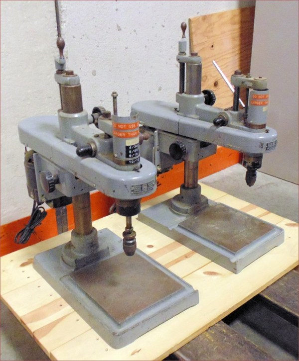 Drill Press Table Top Replacement - Year of Clean Water