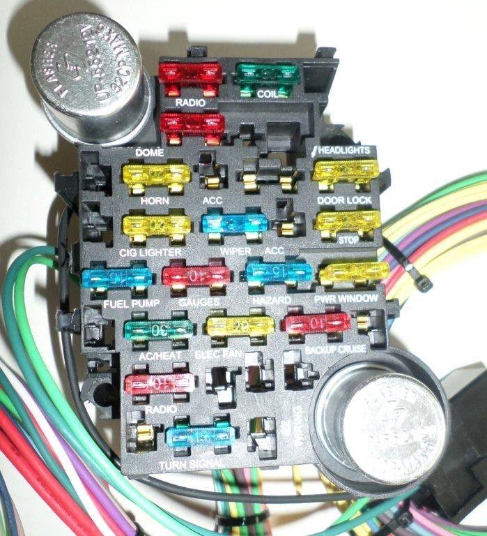 Ez Wiring Harness 21 Circuit