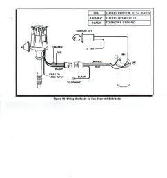 small cap ford 5 0l 302 efi to carb conversion hei distributorford hei coil wiring  [ 1228 x 1600 Pixel ]