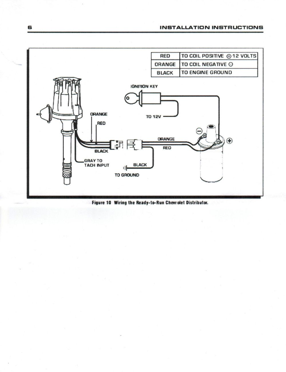 medium resolution of small cap ford 5 0l 302 efi to carb conversion hei distributorford hei coil wiring