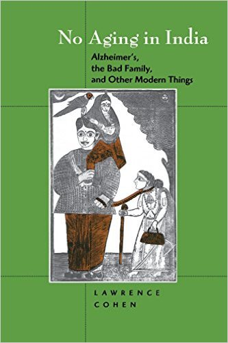 cover of No Aging in India