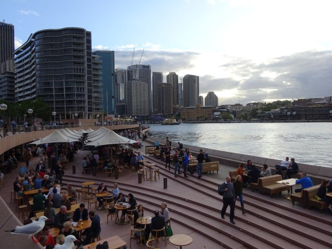 Sydney On Foot