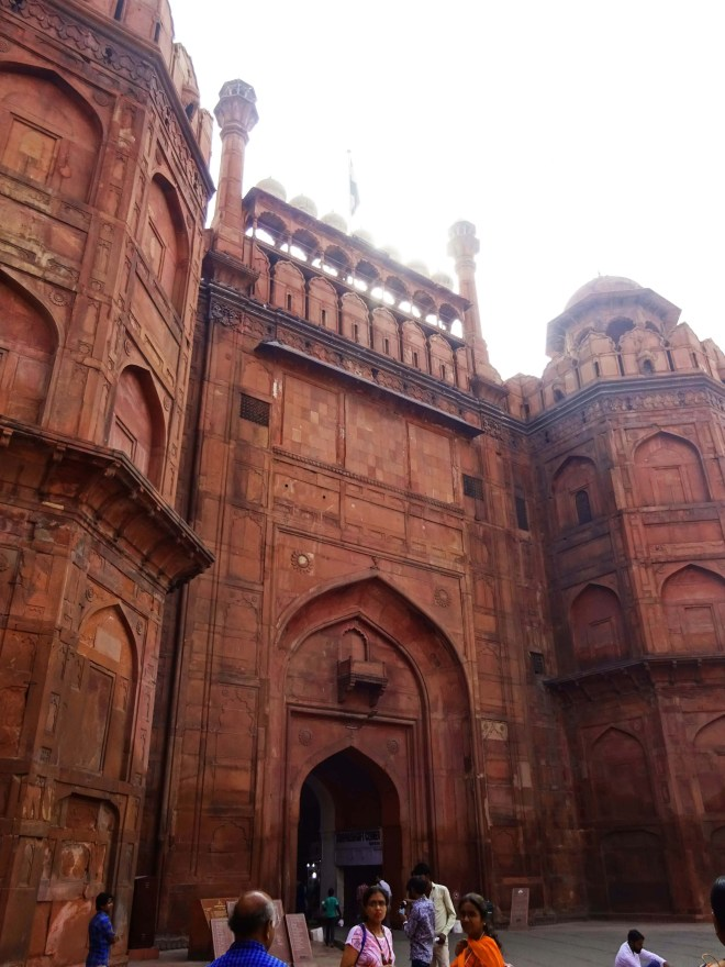 red fort1