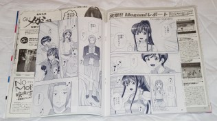 Megami MAGAZINE March 2015 Article 13