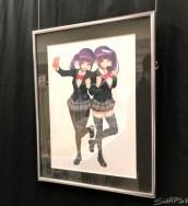 40hara Exhibition at Akihabara at Toranoana-Akihabara-C-Store 0017