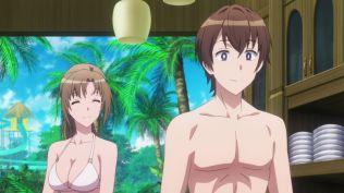 Okaasan Online OVA Blu-Ray Anime 0163
