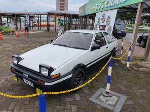 Initial D x Shibukawa Stamp Rally 0003