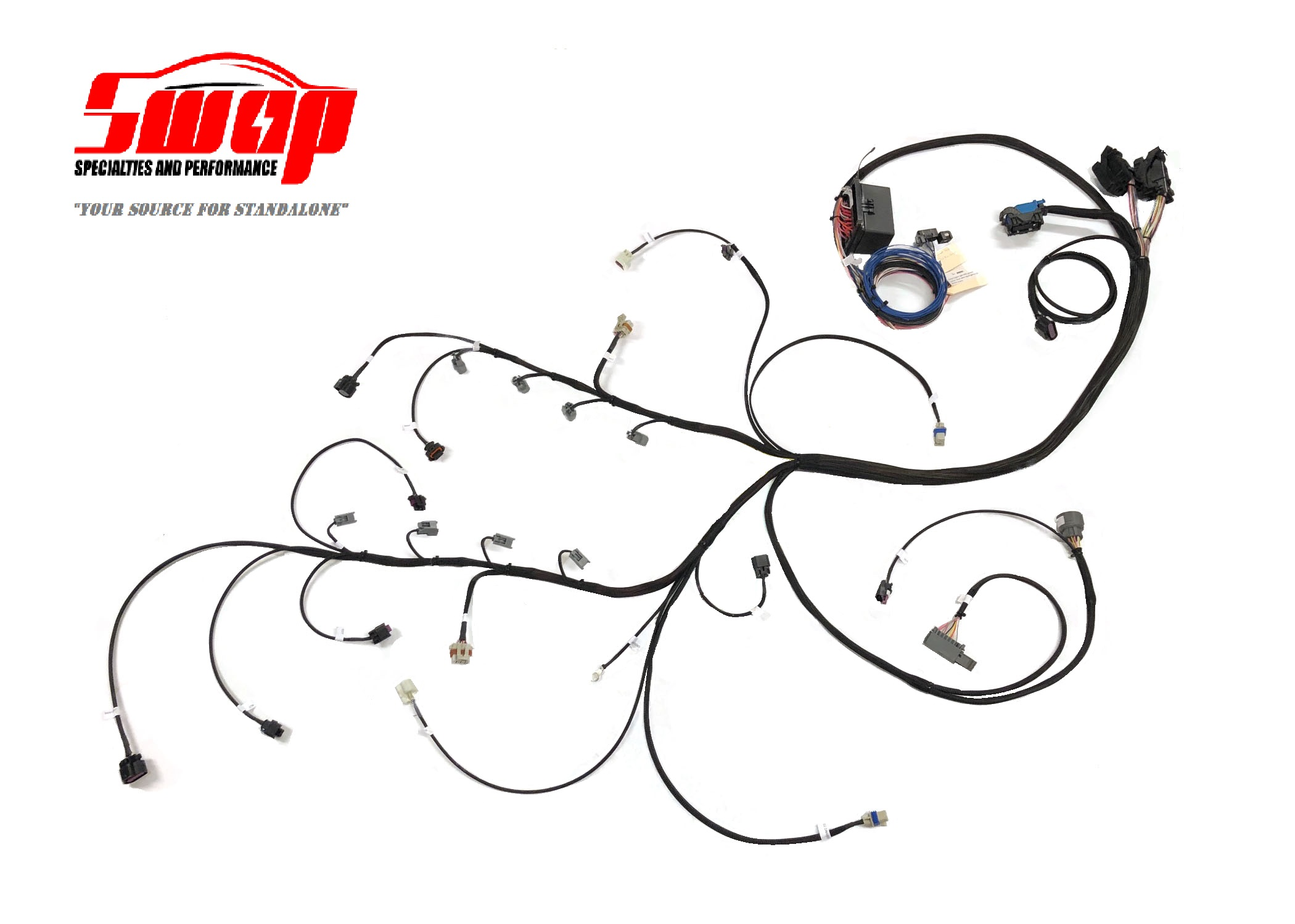 Ls Gen 4 58x Dbw Standalone Harness Swap Specialties