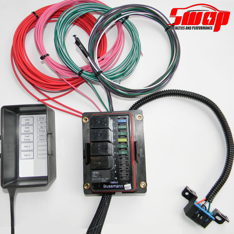 ls conversion wiring harness