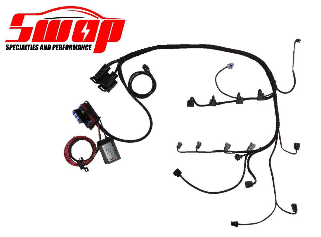 hight resolution of gm ecotec standalone harness u2013 swap specialties mix ls 58x standalone harness