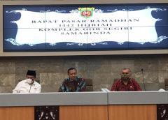 Andi Harun Usulkan Pasar Ramadhan Aktif Kembali, Sejalan Revisi Perwali No 43
