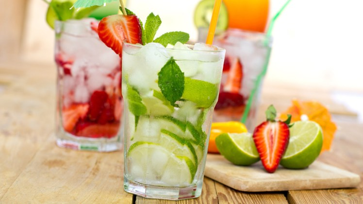 Your Favorite Summer Drink to Beat the Heat