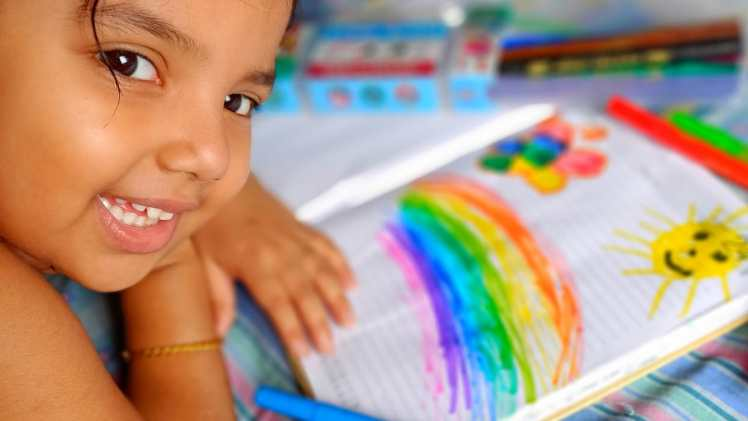 HOW TO BOOST CHILDREN'S MIND IN THIS COVID SITUATION AT HOME