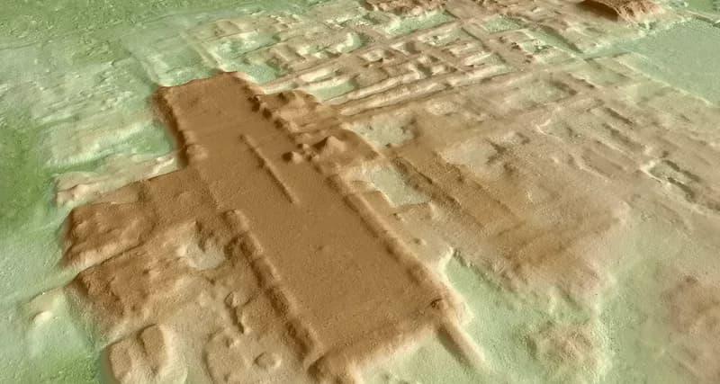 Обнаружены истоки цивилизации майя