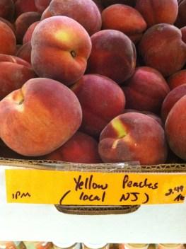 IPM peaches