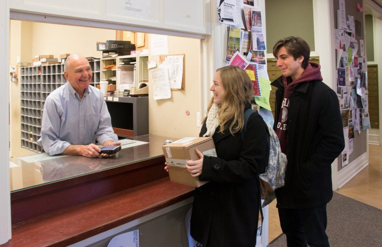 The Truth is Out There: What's Going on in the Swarthmore Post Office? -  The Phoenix
