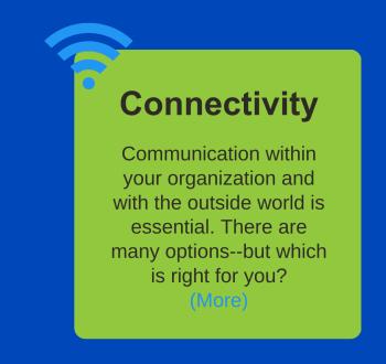 Services connectivity