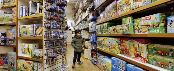 Safer Together: CPSC and CBP Collaborate to Keep Unsafe Toys Off Store Shelves