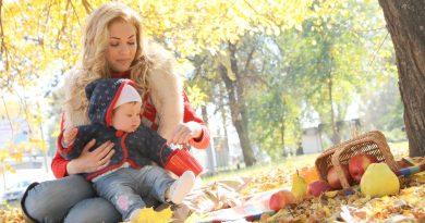 Hartowanie niemowlaka jesienią – Werandowanie