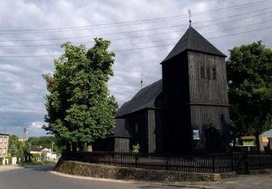 """Zapraszamy na rajd  """"Witamy Wiosnę na Szlaku Kościołów Drewnianych"""