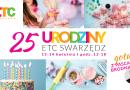 ETC Swarzędz świętuje 25. urodziny