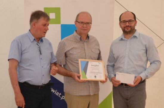 Przyznano Certyfikaty Rekomendowanej Atrakcji Powiatu Poznańskiego