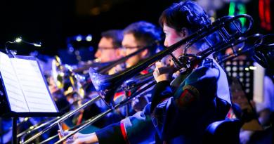 Koncert Orkiestry Dętej z okazji Święta Patrona Miasta i Gminy Swarzędz