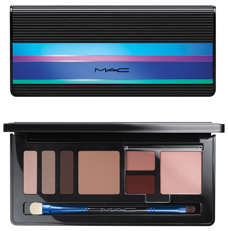 MAC Cosmetics Enchanted Eve Holiday 2015 Face Palette Warm