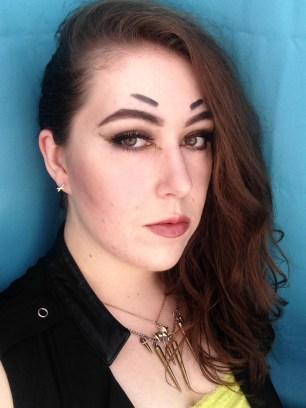 WicDiv Sakhmet makeup