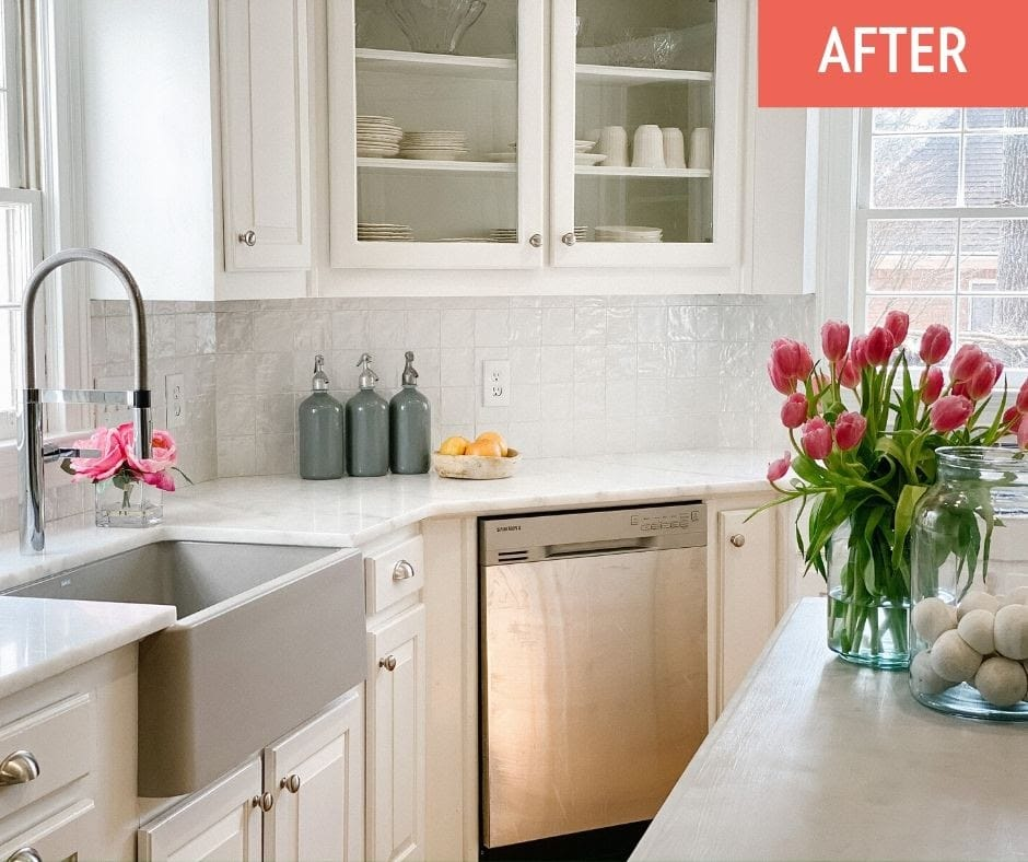 renovation inspired by a kitchen sink