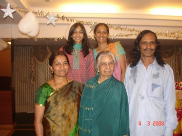 On appa amma's 25th anniversary