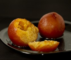 Gulab jamun - Sweet and Syrupy Goodness