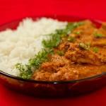 Butter Chicken – Chicken in mild tomato gravy