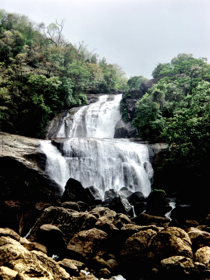 Karaiyar Falls and Manjolai Tea Estate (2)