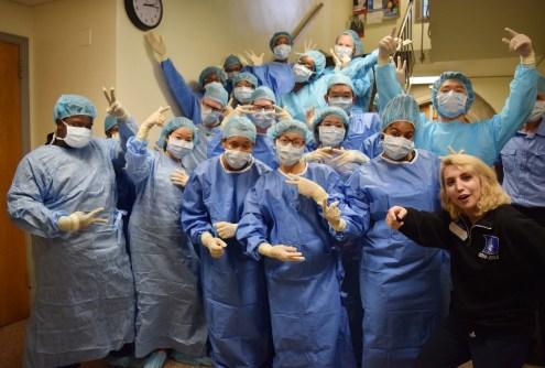 Apprentice Doctor Duke fall break intensive