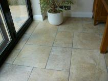 floor tiles (with underfloor heating!)