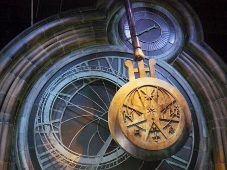 clock tower pendulum