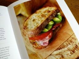 bacon avocado and lettuce sandwich